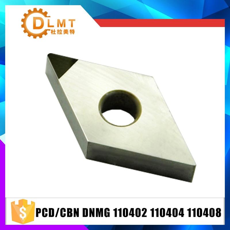 2pcs TNMG160408 CBN carbide inserts for steel Diamond CNC Turning Insert
