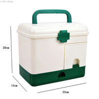 New Extra Large Household Multi Layer First Aid Kit Multifunctional Medicine Box First Aid Kit