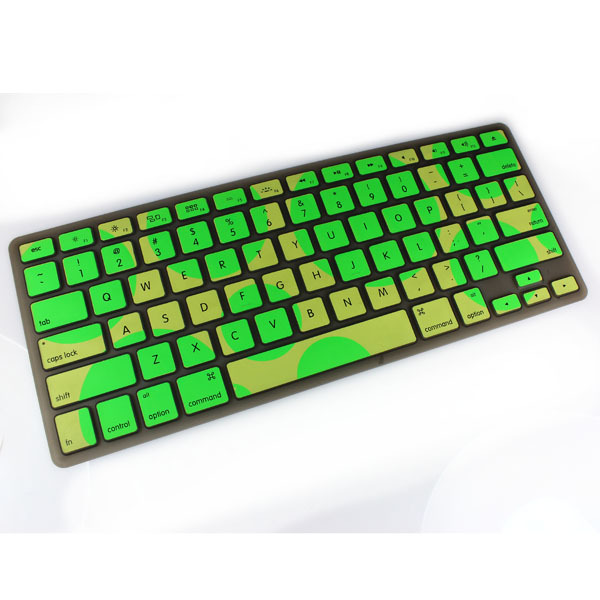 US $3 79 |Camouflage Fancy color Silicone Keyboard Cover Skin protector  film for aplple Mac Macbook Pro Air Retian13 15 17-in Keyboard Covers from