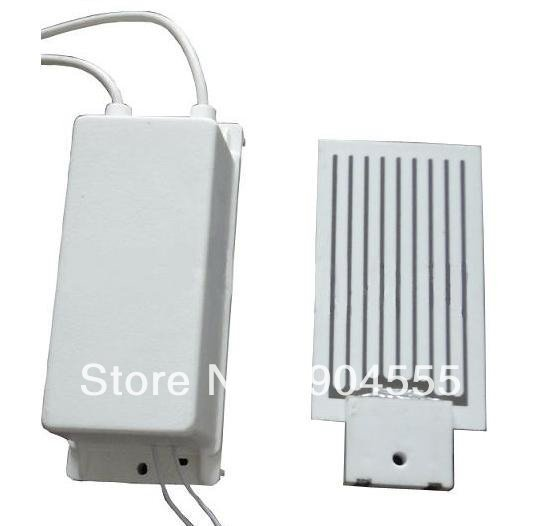 New Portable Ceramic Ozone Generator 220V/110V 3.g  Long Life Ceramic Plate Ozonizer Air and Water Air Purifier