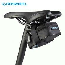 Roswheel Bike Bags Bicycle Saddle Bag Basket Rear Cycling Seat Bag Bike Backpack Bag Bolsa Sillin Bicicleta Selim Bolsa Ciclismo
