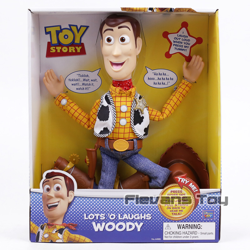 Toy Story Talking Woody Jessie PVC Action Figure Collectible Model Toy Kids Childrens Christmas Birthday Gift
