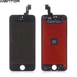 Image 3 - AAA 아이폰 5s lcd 디스플레이 터치 스크린에 대 한 10pcs pantalla 무료 강화 유리 10pcs