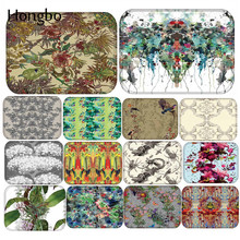 Hongbo Doormat Decorative Floral Door Mat Custom Home And Bath