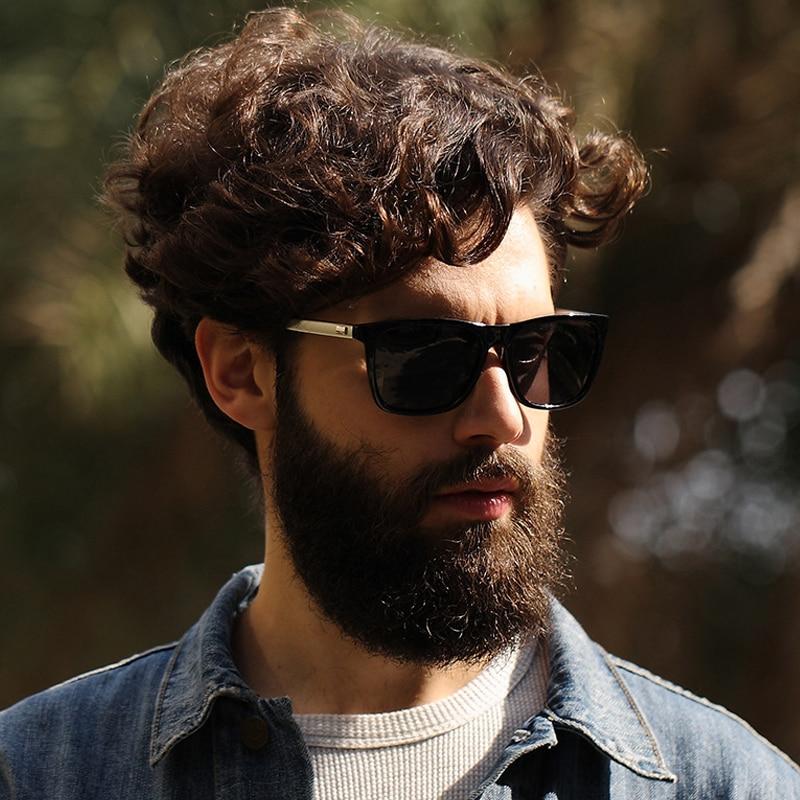 LVVKEE Fashion 2018 HD Polarized Sunglases Men Luxury Brand Designer - Киімге арналған аксессуарлар - фото 4