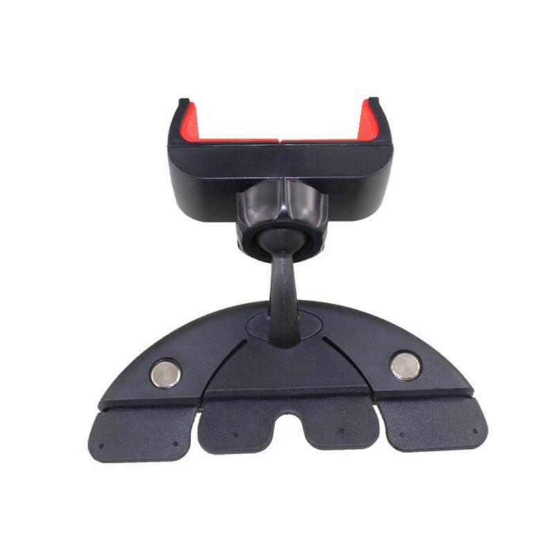 Universal 360°Rotation CD Slot Car Mount Holder Cradle For Iphone