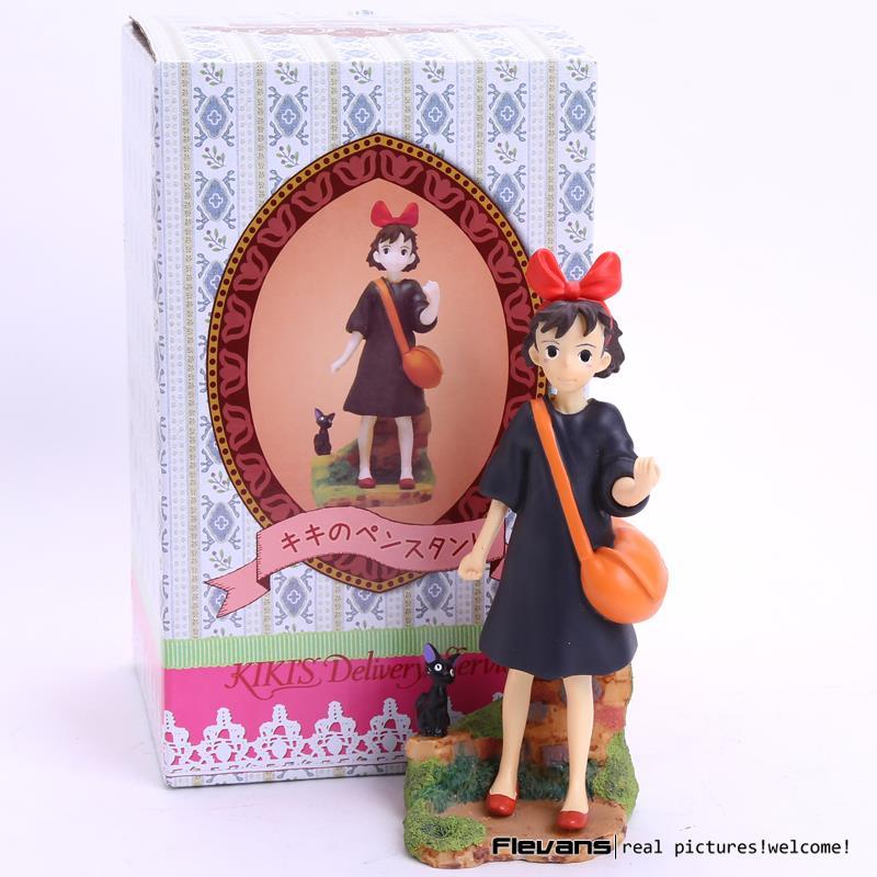 Miyazaki Hayao Kiki's Delivery Service Kiki PVC Action Figure Collectible Model Toy 16cm