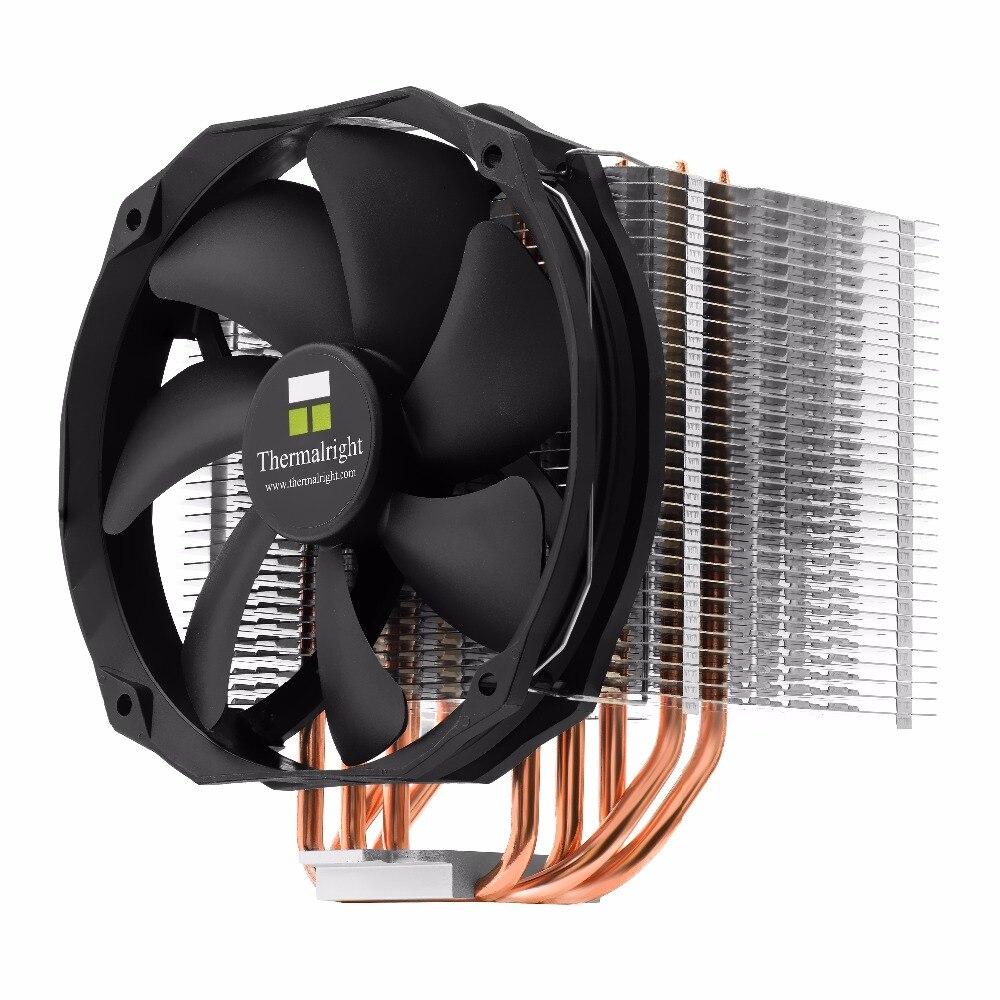 Thermalright Macho Direct ordinateur refroidisseurs AMD Intel dissipateur thermique pour processeur/refroidissement LGA 775 2011 1366 AM3 AM4 FM2 FM1 radiateur/ventilateur