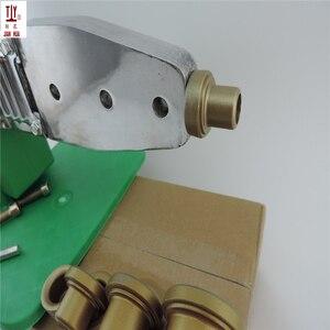 Image 4 - Teflon 4 Bộ Đầu Sưởi Ấm Yếu Tố 220 v DN16 32mm Hàn Sắt Cho Ống Nhựa, Tự Động PPR Hàn, máy đùn Cho Nhựa