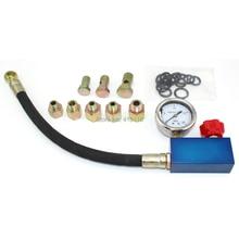 مجموعة اختبار قياس الضغط لنظام التوجيه الهيدروليكي الأوتوماتيكي
