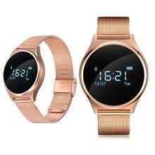 Zimingu прямое предложение m7 smart watch браслет bluetooth расстояние расчет спорта записи будильник для android ios смартфон