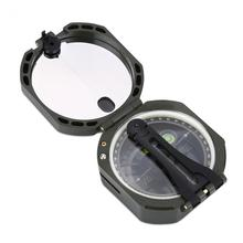 Compass Military Waterproof Camping Hiking Portable Folding High-Accurate