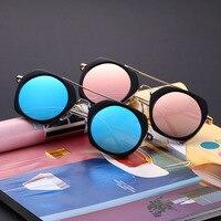 New 2017 Top Quality Hexagon Sunglasses For Women Small Face Designer Sun Glasses Luxury Alloy Frame