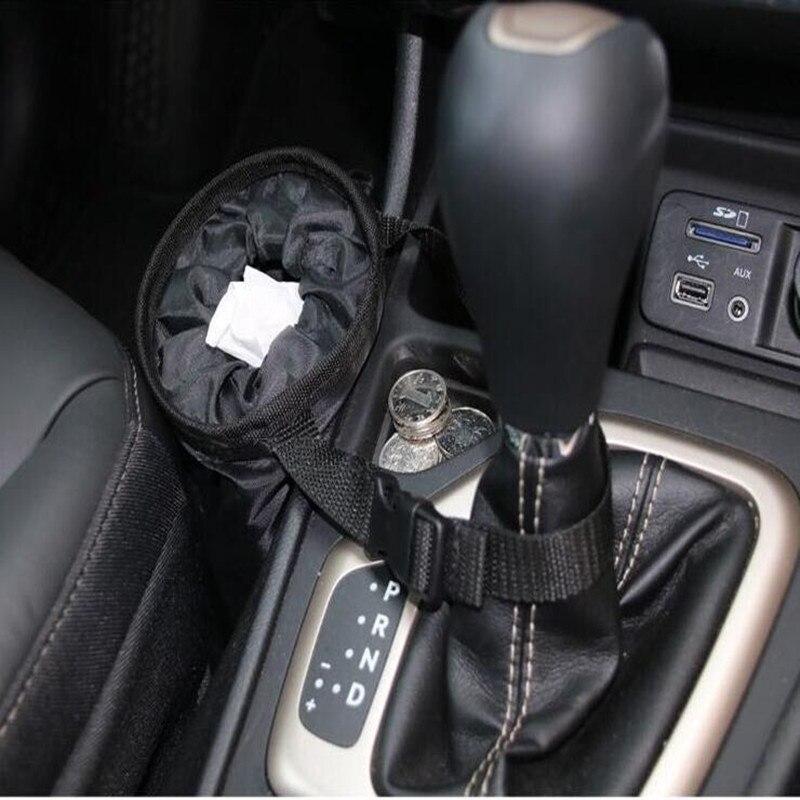 Portable Car Seat Back Garbage Bag Car Auto Trash For KIA Rio K2 K3 K5 K4 KX5 Cerato,Soul,Forte,Sportage