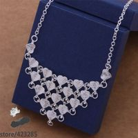 AN546 925 sterling silver Necklace, 925 silver fashion jewelry /dwvamoca ijtarbaa