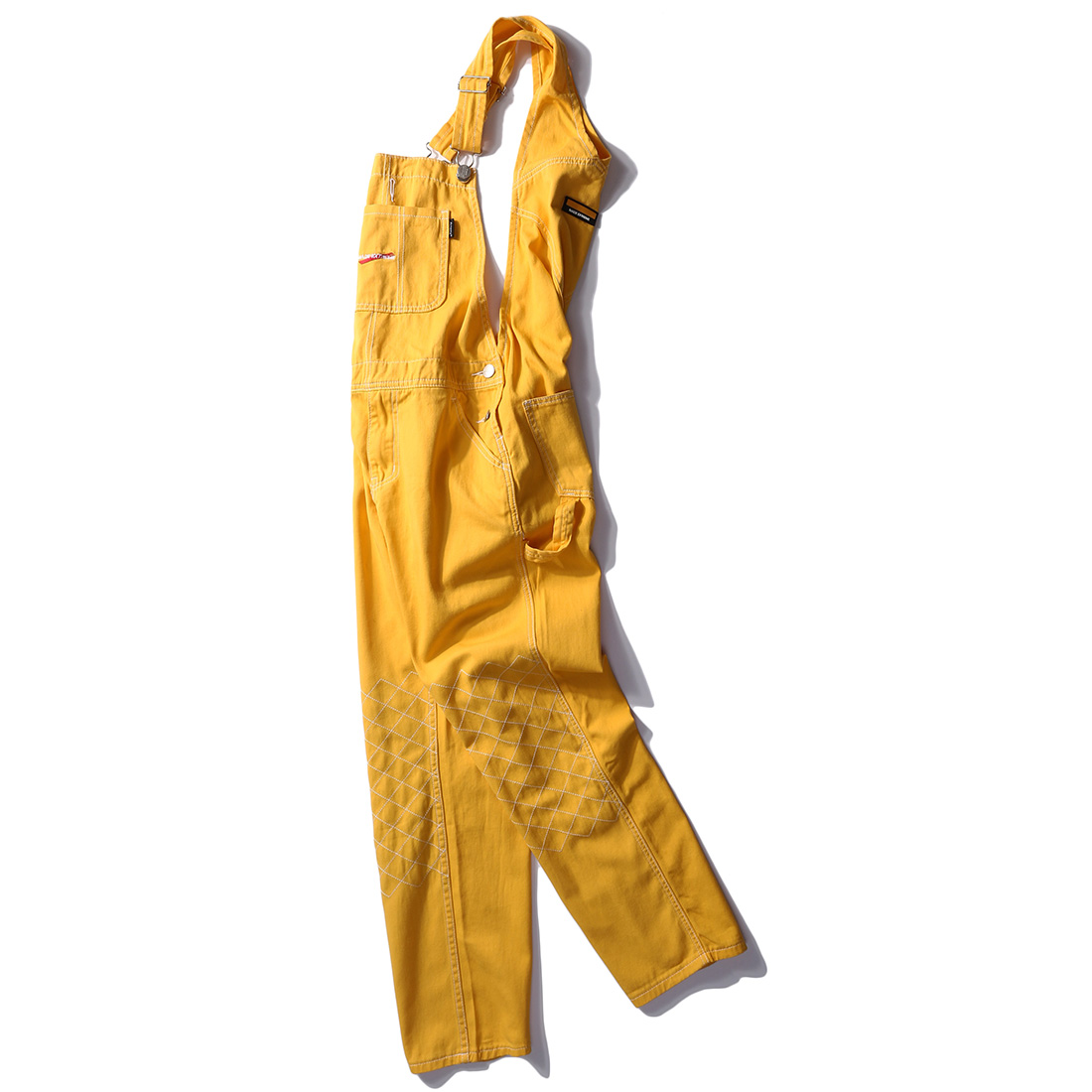 EFUNGAL 2019 Spring Summer Harem Overalls Joggers Men Women Hip Hop Streetwear High Fashion Casual Trousers Vintage Bib Pants-in Overalls from Men's Clothing    2