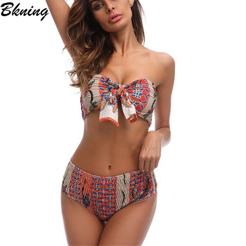 Sports & Entertainment Women Solid Bikinis Insert Buckle One-piece Hot Wholesale Swimwear Bathing Swimsuit Beachwear 2019 Newest Biquinis Tankinis #070