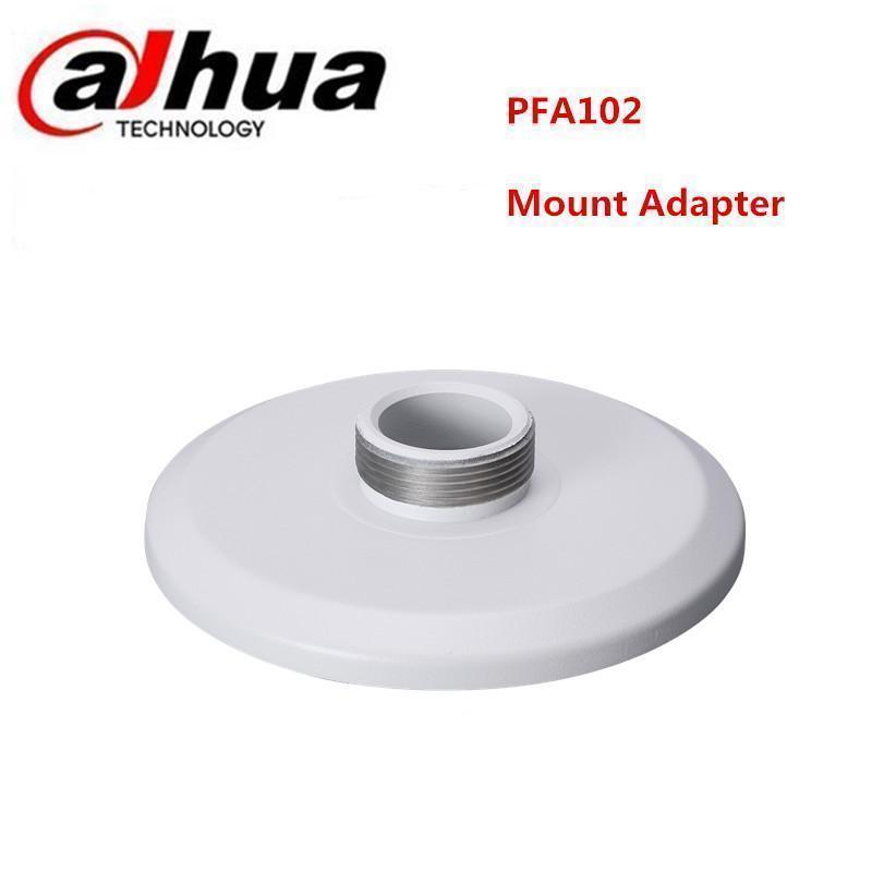 Dahua Aluminum PFA102 Hanging Mount Adapter Bracket For Camera Accessories dahua hanging mount adapter pfa101