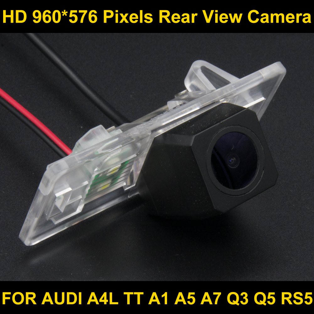 2011 Audi Rs5 For Sale: PAL HD 960*576 Pixels Car Parking Rear View Camera For FOR