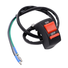 New Motorcycle Switch Double Flash Switch Modification Accident Danger Light Switch ON OFF but accident