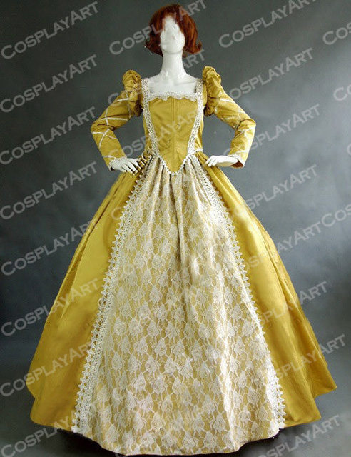 Classic Victorian Vintage Tudor Period Queen Elizabeth I Deluxe ...