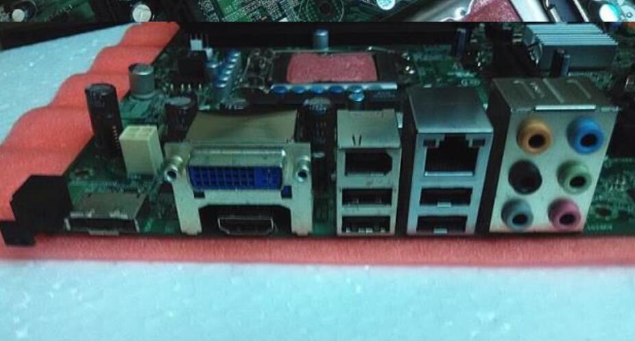 ФОТО original  XPS 8100  motherboard  H57 DH57M01 T568R