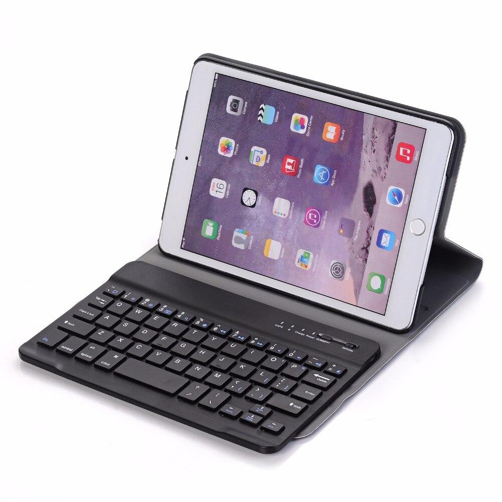 inteligente capa de couro para apple ipad