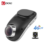 ADAS dashcam G-DOGT1 4G Android GPS kreska aparat z dwoma obiektywami camara automovil Night Vision auto kamera mini ukryte samochód dvr wifi