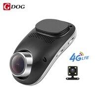 G-DOGT1 4 Gam dashcam Android GPS ADAS dash máy ảnh ống kính kép camara automovil Night Vision auto máy ảnh nhỏ camera ẩn xe dvr wifi
