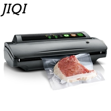 JIQI коммерческий Вакуумный упаковщик, автоматическая упаковочная машина для сохранения свежей пищи, упаковочная машина для пленочных пакетов, маринатор для маринования, 110 В 220 В