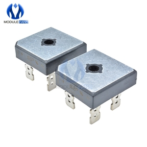 5PCS High frequency Small Power GBPC3510 Diode Bridge Rectifier Diode 35A 1000V GBPC 3510 Power Rectifier Diode Diy Electronic
