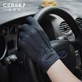 2017 Mens Full Gloves For Men Fashion Car Ride Sunscreen Non-slip Gloves Male Cotton Sun Protection Glove long Guantes Hombre