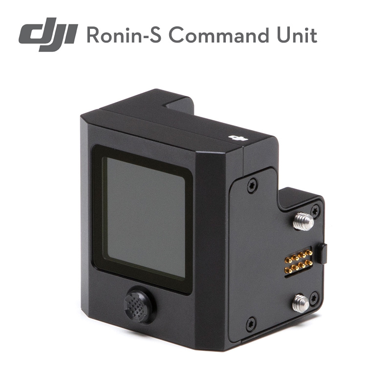 DJI Ronin S Command Unit  Original DJI Accessories Adjust Motor Settings, Switch Operation Modes, And Select Remote Control Sett