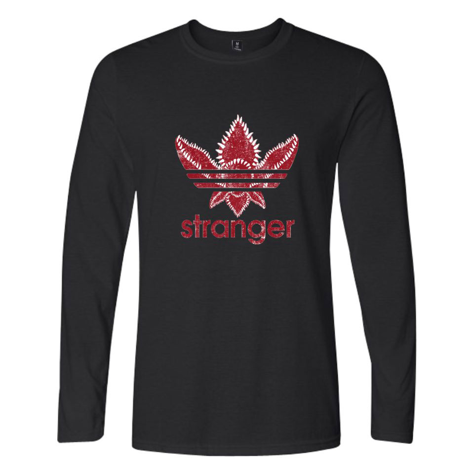 BTS Camiseta larga Stranger Things mujeres Fans de Hip Hop Stranger cosas  Moda hombre Casual manga larga Camiseta ropa - Blog Store 5f5cfbc8dd80c