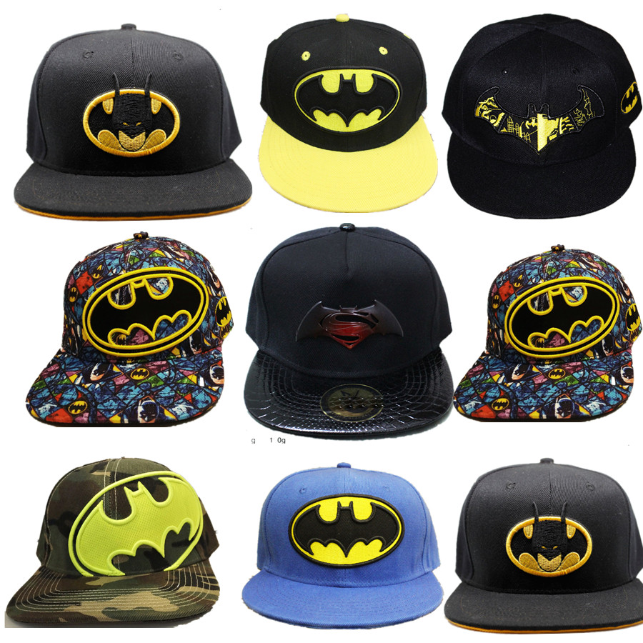 9f761810 Detail Feedback Questions about DC Comic batman logo Baseball Cap Snapback  Trucker hat cotton Cap Adjustable Hip Hop Hat embroidery cap christmas gift  on ...