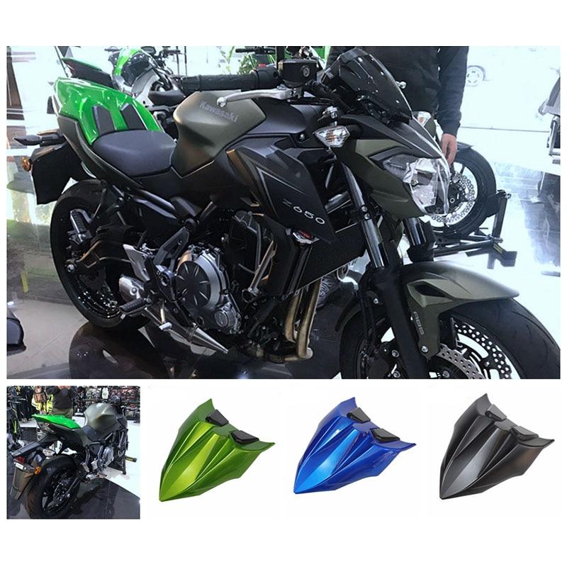 אופנוע אביזרי מושב אחורי כיסוי ברדס עבור Kawasaki Z650 Z 650 z650 2017 Ninja 650 2017 אחורי אחורי מושב כיסוי