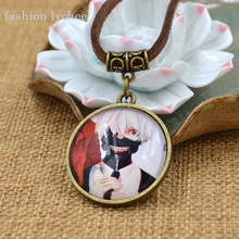 Anime One Piece Black Butler Tokyo Ghouls Style Collection Necklace