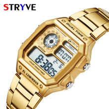 hot deal buy top 10 brand stryve watches,stainless steel band watches men wrist 3atm waterproof hot sales new relogio masculine mens watches