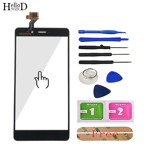 Mobile Touch Screen TouchScreen For Elephone P9000 P9000E Touch Screen Digitizer Touch Panel Repair Parts Tools Adhesive Karachi