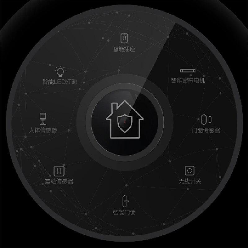 Original Xiaomi Mijia Aqara Smart Camera G2 Work with APP Voice call Zigbee Alarm USB cable Mi Cam For Xiaomi Smart home in Smart Remote Control from Consumer Electronics