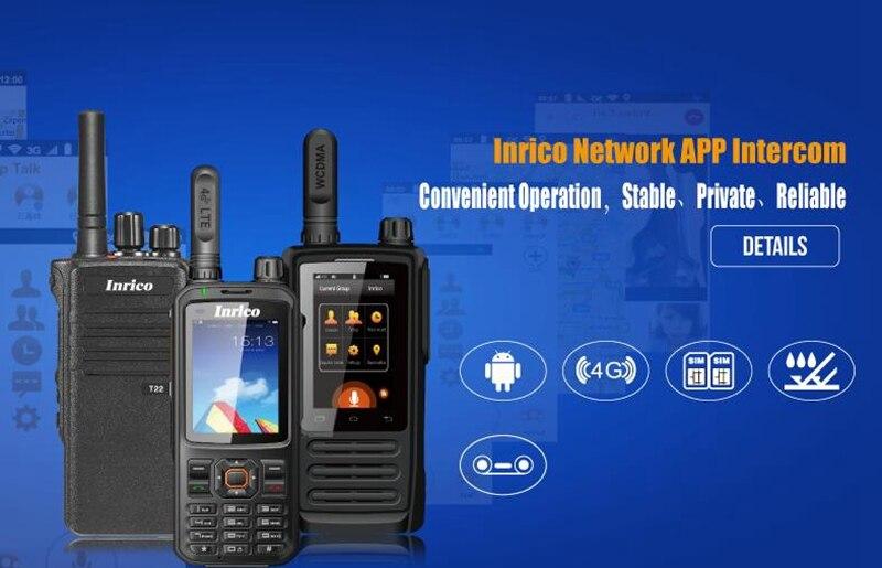 4G Zello PTT walkie talkie GSM WCDMA two way radio Android 6.0 4GLTE 32GB walkie talkie portable radio 3500mAh4G Zello PTT walkie talkie GSM WCDMA two way radio Android 6.0 4GLTE 32GB walkie talkie portable radio 3500mAh