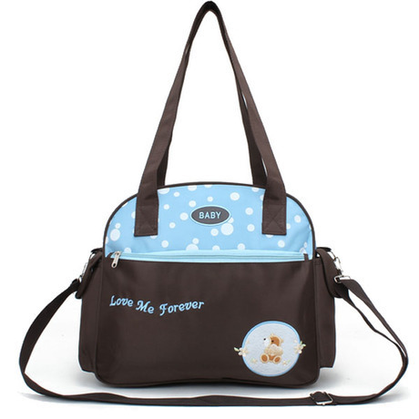 2016 Bolsa Maternidade Free Shipping South Korea Version Of Fashion Nappy Bags Diaper Bag Multi-function Mother Just Yet From