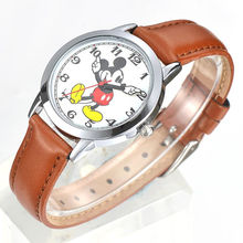 Kids Watch Mickey Mouse Printed