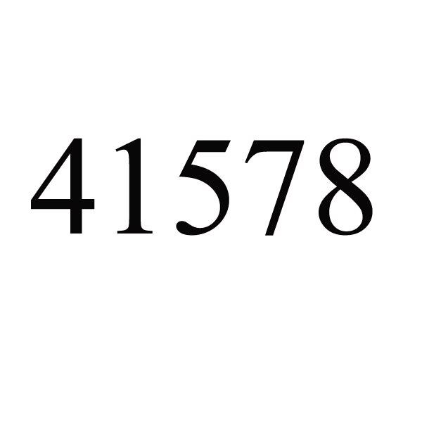 41578 #31/30/20
