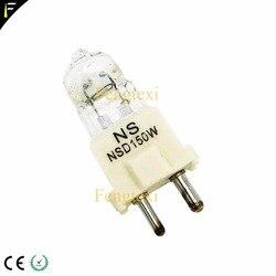 Fengtexi HTI 150 ワット GY9.5 ハロゲンメタルハライド灯/HTI 金属減衰ランプ 150 ワット gy9.5 ディスコ移動ライト