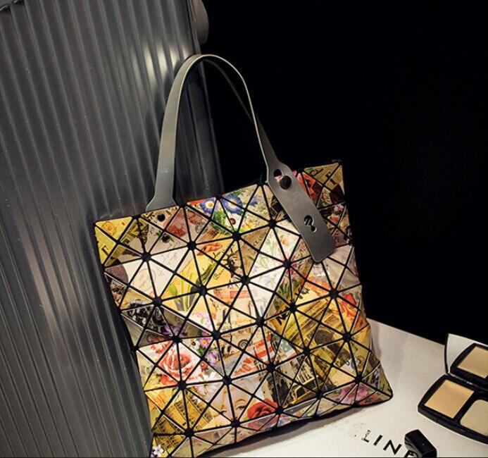 28d09f8ed33 Hot Sale BAOBAO Bag Folding Handbag fashion handbags Bao Bao Bag Fashion  Casual Tote Fashion Women Shoulder Bag Japan Quality