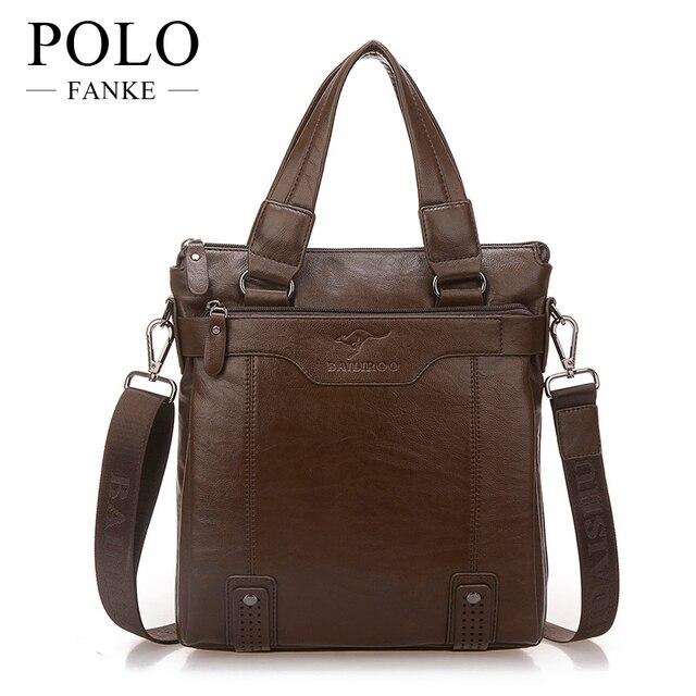 e578010927cf NEW 2016 Man Genuine Leather Handbags Men s Shoulder Bags Classic Style Crossbody  Handbag Famous Brands Messenger