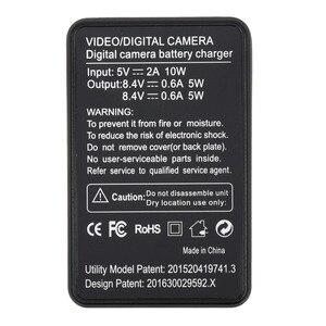 Image 4 - PROBTY New LP E6 LP E6 LPE6 LCD Camera Charger for Canon 70D 5DII 5D2 5D3 7D 6D 60D