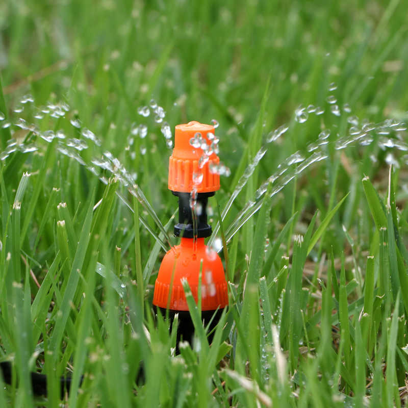 25M Garden DIY Micro Drip Irrigation System Plant Self Automatic Watering  Garden Hose Irrigation Kits sprayer