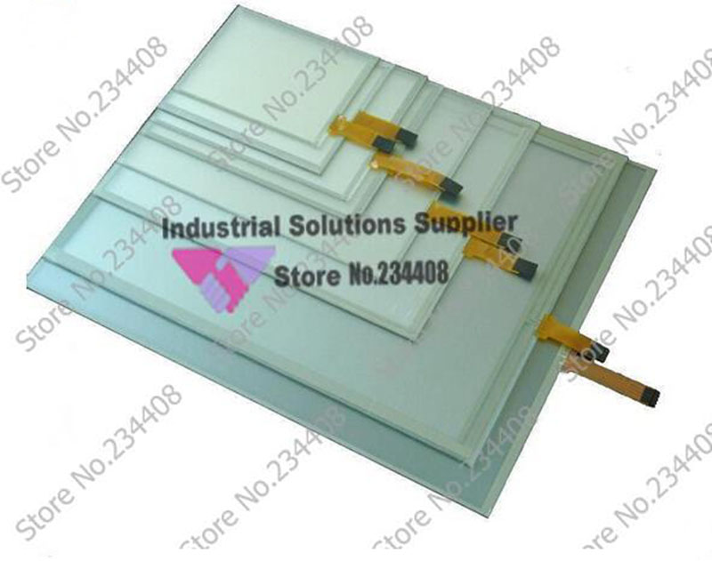 new 15 inch 4:3 Wire 5 Touch Screen Industrial Touch Screen Narrow Edge 321 x247 15 Inch 5 Wire Touch Screen 8 4 8 inch industrial control lcd monitor vga dvi interface metal shell open frame non touch screen 800 600 4 3